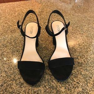 Abound chunk heel
